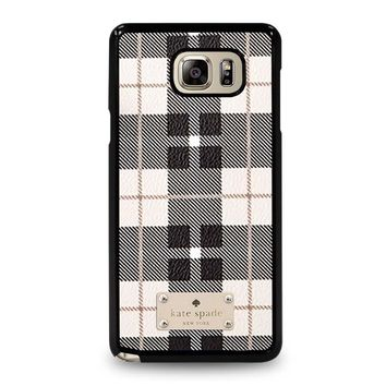 KATE SPADE HAWTHORNE Samsung Galaxy Note 5 Case Cover