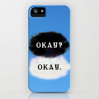 The Fault In Our Stars iPhone & iPod Case by Jerry Maestas