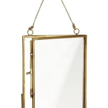 Metal Photo Frame - Gold-colored - | H&M US