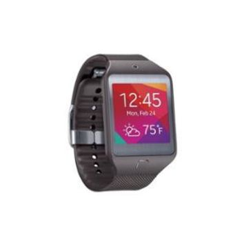 Walmart: Samsung Gear 2 Neo Smart Watch - Fitness Features, 1.6in. Super AMOLED Display, Gray - SM-R3810ZAAXAR