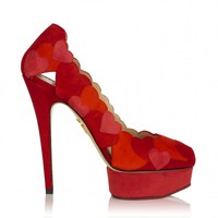 Charlotte Olympia -  Love Me  - All Products