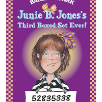 Random House Junie B. Jones's Third Boxed Set Ever!