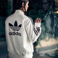 Adidas Clover Lace relief Jacket
