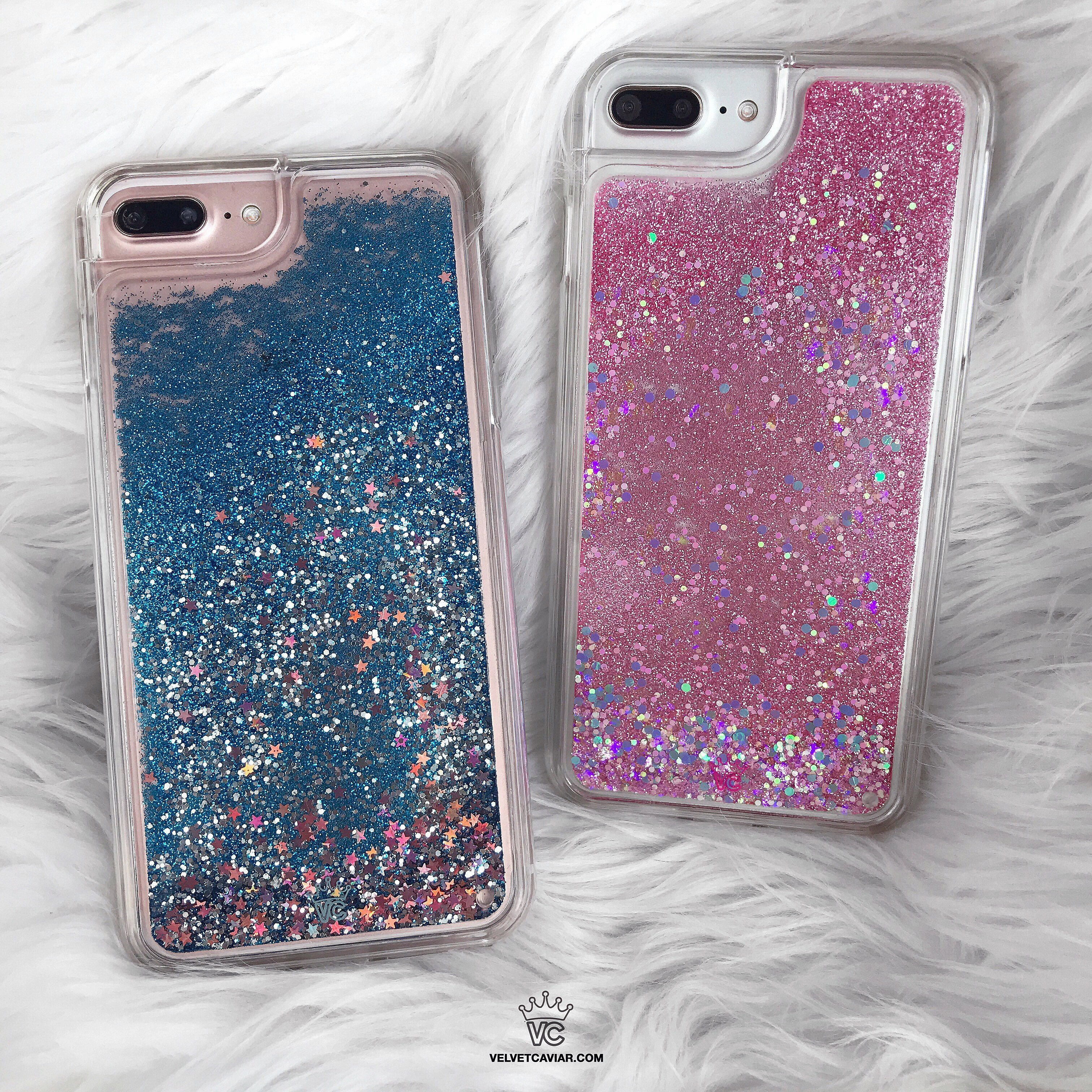 ... STARRY NIGHT GLITTER IPHONE CASE multiple colors 72d47 ae8a0   Holographic Flakes ... 06b82ecb9
