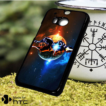 Avatar Last Airbender Street Level HTC One M7 Case One M8 Case One M9 (Plus) Case One M10 Case