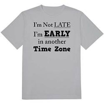Early Time Zone Tee