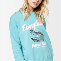 LA Hearts Everglades Pullover Sweatshirt at PacSun.com