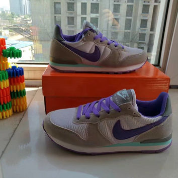 """""""NIKE"""" Fashion Casual Multicolor Women Sneakers Running Shoes"""