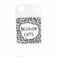 Because Cats Phone Case