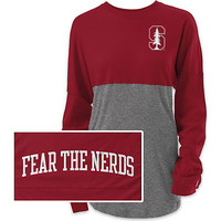Stanford University Women's Long Sleeve Ra Ra T-Shirt | Stanford University