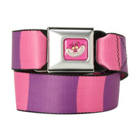 Disney Alice In Wonderland Cheshire Cat Seat Belt Belt