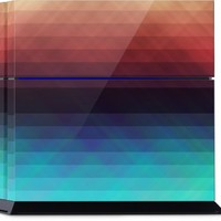 Abstract colors PlayStation by VanessaGF | Nuvango