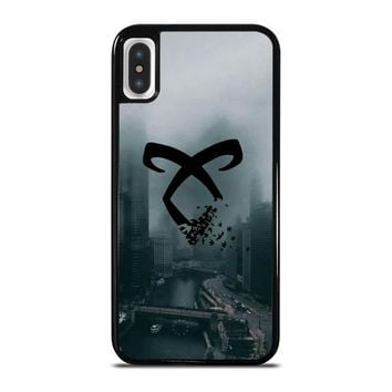 SHADOWHUNTER ANGELIC iPhone 5/5S/SE 5C 6/6S 7 8 Plus X/XS Max XR Case Cover