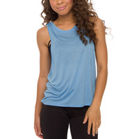 Anastasia Top - Blue