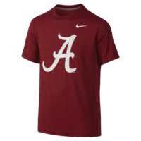 Nike Dri-FIT Legend Logo (Alabama) Boys' Training Shirt