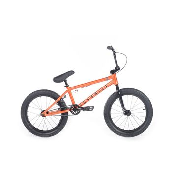 "CULT JUVENILE 18"" B METALLIC ORANGE COMPLETE BMX BIKE 2019"