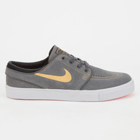 Nike Sb Zoom Stefan Janoski Mens Shoes Grey  In Sizes
