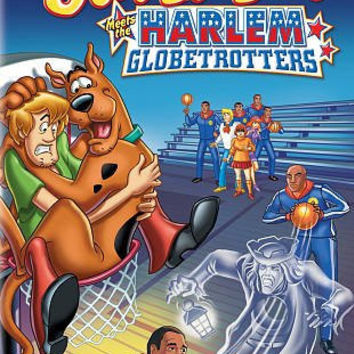 Scooby-Meets The Harlem Globetrotters (Dvd/Re-Pkg/Eco)