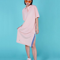 LLANO Oversized Polo T-shirt/Dress