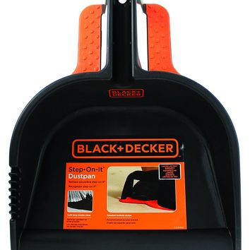 Black & Decker 264001 Step-On-It Dust Pan