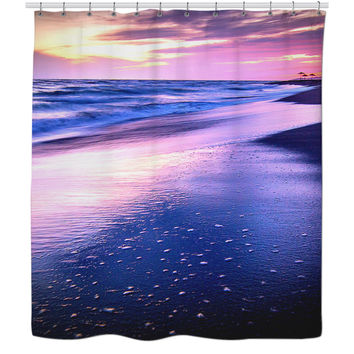 Endless Paradise Shower Curtain