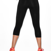 Ultimate Reversible Yoga Crop Legging - PINK - Victoria's Secret