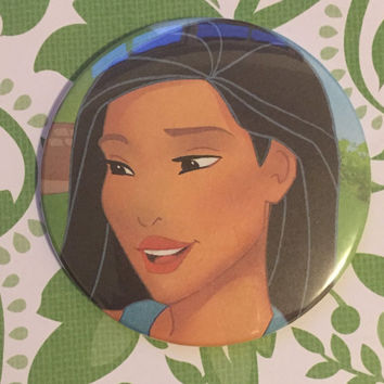 Pocahontas Pocket Mirror