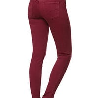 Bullhead Denim Co High Rise Colored Skinniest Jeans at PacSun.com