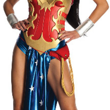 Anime - Wonder Woman Adult Costume | (X-Small)