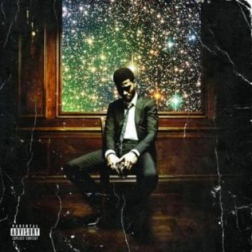 Kid Cudi - Man On The Moon, Vol. 2: The Legend Of Mr. Rager LP