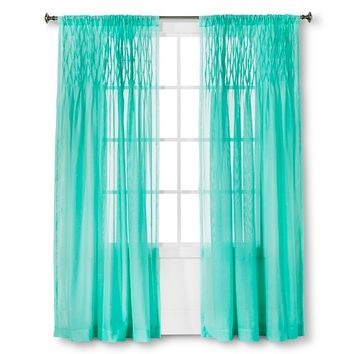 Xhilaration™ Pintuck Curtain Panel