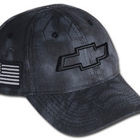 Chevrolet Tactical Camo Cap - ChevyMall