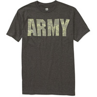 Walmart: Army Men's Graphic Tee