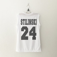 Teen Wolf Stiles Stilinski T-Shirt womens girls teens unisex grunge tumblr instagram blogger punk dope swag hype hipster swag gifts merch