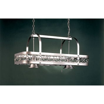 Hi-Lite H-11Y-D-11 Two-Light Pot Rack