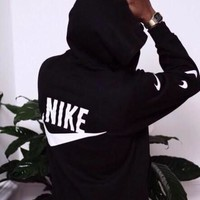 """Nike"" Women Men Fashion Top Sweater Pullover Sweatshirt Hoodie"