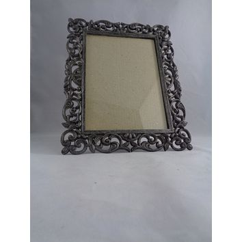 Pewter Photo Frame