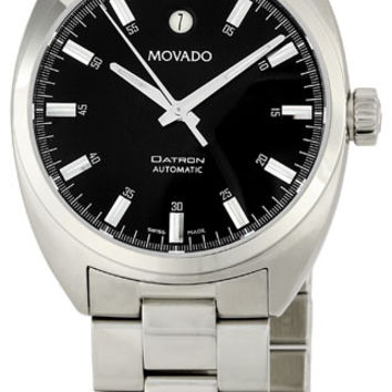 Movado Datron Automatic Mens Watch 0606359
