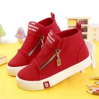 Kids shoes canvas shoes Children sneakers for Boys & Girls