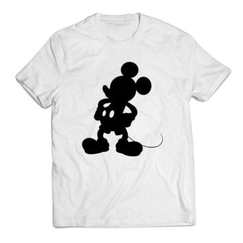 mickey mouse classic Clothing T shirt Men