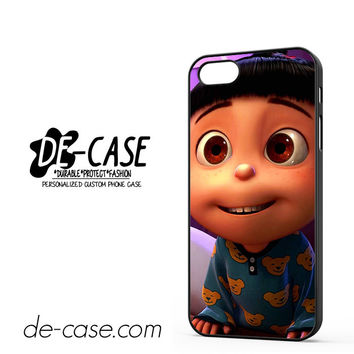 Cute Despicable Me Agnes For Iphone 5 Iphone 5S Case Phone Case Gift Present