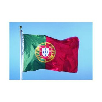 120 * 180 cm flag Various countries in the world Polyester banner flag    Portug