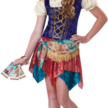Girl's Costume: Gypsy's Spell | Medium