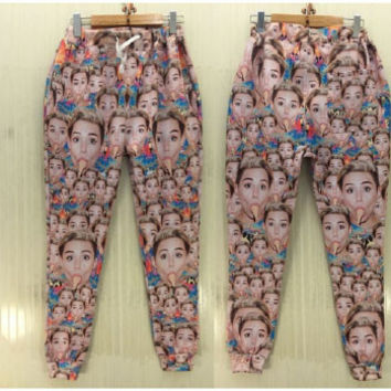 Miley Cyrus Joggers