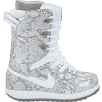 Nike Snowboarding 2013 Women's Vapen Boots (White) SNOW Boots Womens at Martini Northfield