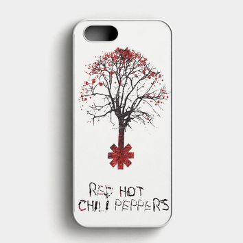 Tree Of Red Hot Chili Peppers iPhone SE Case