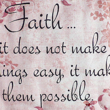 Faith Word Art Decorative Quote Family Inspiration Life Quotes Encouragement Quilted Decorative Religious Faith Wall Art Inspirational Quote