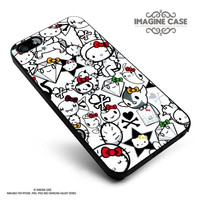 Hello Kitty case cover for iphone, ipod, ipad and galaxy series