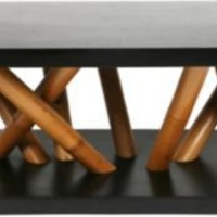 One Kings Lane - Joseph Pubillones - Bamboo & Wood Coffee Table