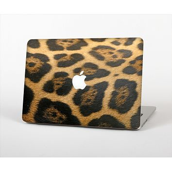 "The Real Thin Vector Leopard Print Skin Set for the Apple MacBook Pro 13"" with Retina Display"